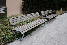 Parkbank, Vogt Landschaftsarchitekten Outdoor Furniture, Outdoor Decor, Home Decor, Landscape Architects, Architecture, Decoration Home, Room Decor, Home Interior Design, Backyard Furniture