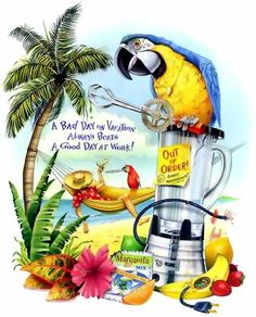 Margaritaville-They do have the best margarita's