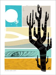 View a gallery of illustrations and designs by Erik Abel