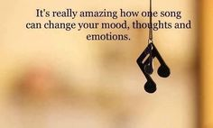 How songs connect with our emotions. Sound Of Music, I Love Music, Music Is Life, Good Music, My Music, Music Mood, Music Is My Escape, Romance, Music Heals