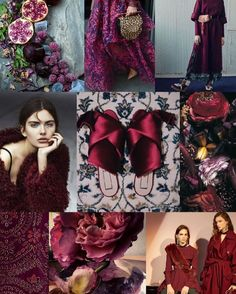 Pattern Curator delivers color, print and pattern trends and inspiration. Colour Schemes, Color Trends, Color Patterns, Color Combinations, Fashion Colours, Colorful Fashion, Trendy Fashion, Winter Fashion, Fashion Forecasting