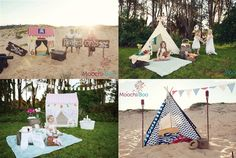 WIN- one of 7 tepees / playhouses!