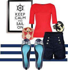 """Set Sail with OKA b."" by converserebecca on Polyvore"