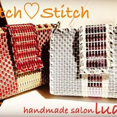 Plastic Canvas Stitches, Salons, Tote Bag, Pattern, Handmade, Bags, Instagram, Handbags, Lounges