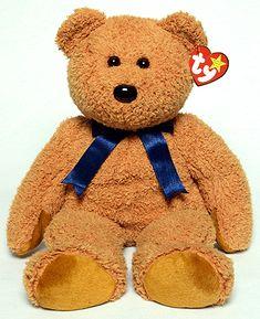 a2a7445b298 Fuzz - bear - Ty Beanie Buddies Beanie Baby Bears