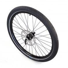 """Biojoule dynamo in 26"""" wheel"""