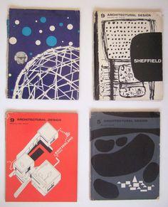 Melinda Beck : A nice big pile of Architectural Design magazine 1960-1962.