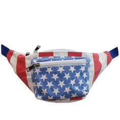 'Merica Fanny Pack I just got so excited.