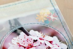 a peek at Geralyn Sy's album for our GET MESSY class