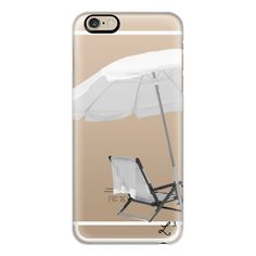 Limited Edition Summer Collection - Beach Chair - iPhone 6s... (1,850 PHP) ❤ liked on Polyvore featuring accessories, tech accessories, iphone case, apple iphone cases, clear iphone cases, iphone cases, iphone cover case and slim iphone case