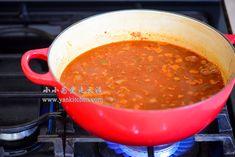 Spicy Venison Chili — Yankitchen Venison Chili, Salsa, Spicy, Cooking Recipes, Ethnic Recipes, Food, Chef Recipes, Essen, Salsa Music