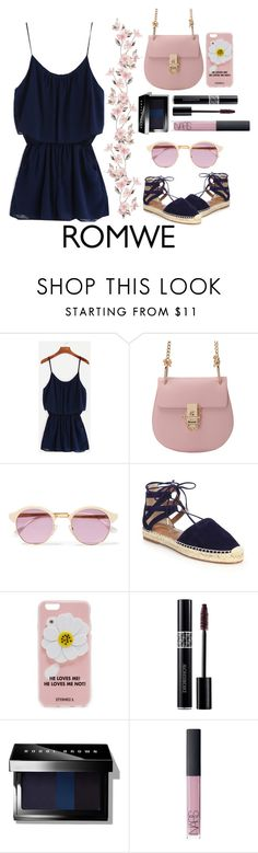 """""""#55"""" by melissious ❤ liked on Polyvore featuring Sheriff&Cherry, Aquazzura, Iphoria, Bobbi Brown Cosmetics and NARS Cosmetics"""