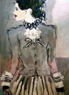 fabulous artist:   Sandy Welch.