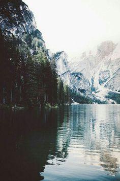 Mountain #lake ~ETS
