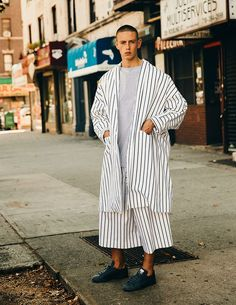 Moda Homem: Modelagem Oversized chega de vez ao armário masculino Tendências