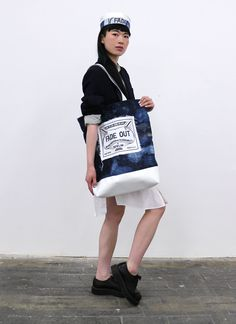 PUNK -Limited Edition- Shopper | FADE OUT Label