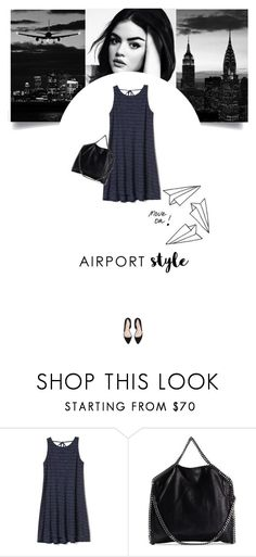 """""""Untitled #299"""" by soledestate ❤ liked on Polyvore featuring WALL, Gap, STELLA McCARTNEY and airportstyle"""