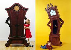 Relógio animado