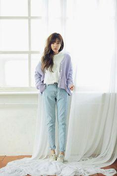 Song Ah Ri / Korean Fashion