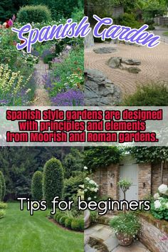 8 Bliss Cool Tips: English Garden Ideas Design vegetable garden tips.Home Garden Ideas Vegetables country garden ideas how to grow.Backyard Garden Diy Tips And Tricks. Backyard Garden Landscape, Garden Landscaping, Landscaping Ideas, Gravel Garden, Garden Water, Modern Backyard, Large Backyard, Summer Garden, Pergola Patio