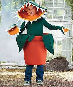 venus fly trap costume - Google Search