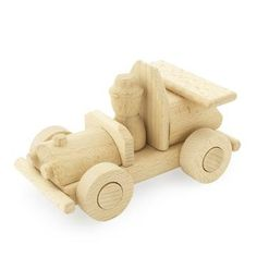Brocky's the fastest on the track and is always ready to race! Your little one is going to have loads of fun zooming this beautifully handcrafted wooden toy car here and there and everywhere!  Brocky is the perfect durable keepsake gift that will stand the test of time. He is the perfect wooden toy to help develop your
