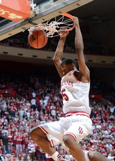 Troy Williams (5) #IUCollegeBasketball