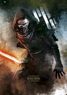 Star Wars The Force Awakens Awesome Poster Fan Art