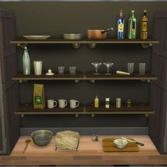 Sims 4 CC's - The Best: Debug Clutter by Madhox