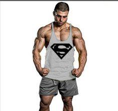 Shut up /& Train Low Scoop MMA Top Bodybuilding Gym Racerback Stringer Vest