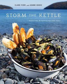 Newfoundland Recipes, Pot Pie, Kettle, Family Meals, Irish, Chicken, Ham, Free Apps, Table