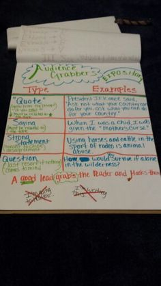 Expository essay grabbers