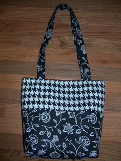 Purse PDF Sewing Pattern Aivilo Pocket Tote by aivilocharlotte