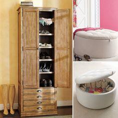 Get Organized! 10 Shoe Storage Solutions