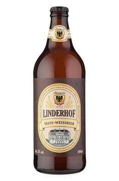 A Linderhof é a interpretação da cervejaria Dortmund para as tradicionais Weiss, cervejas de trigo da Baviera. De coloração amarelo-alaranjada, apresenta espuma abundante e cremosa, turbidez e os tradicionais aromas de banana e cravo. Com baixo amargor e saboroso dulçor, ela é uma boa porta de entrada para os que quiserem se aventurar no mundo das cervejas especiais.