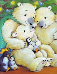 Cee Biscoe - polarbear_christmas2.jpg