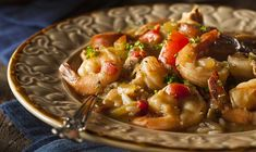 Recipe: Slow Cooker Shrimp-and-Sausage Gumbo