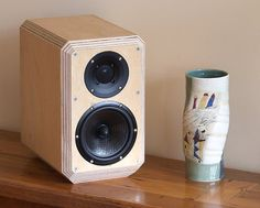 The Mini Convertible active loudspeaker: design
