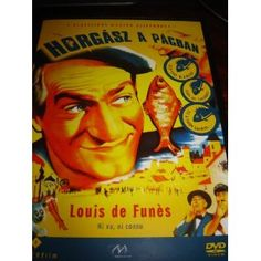 Ni vu..., ni connu... (1958) / No Vu, Ni Connu / Louis de Funes, Nolle Adam, Moustache / Region 2 PAL DVD / No English optioins / ONLY French and Hungarian sound track / 87 minutes / one of the first important roles of Funes, verry funny / Director: Yves Robert $17