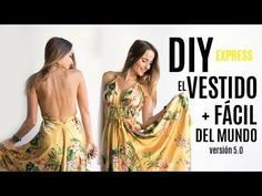 How to Sew a Romper? Free Pattern and Video Tutorial Diy Vestido Longo, Sewing Clothes, Diy Clothes, Diy Couture, Miss Dress, Boho Diy, Best Wear, Dress Sewing Patterns, Simple Dresses