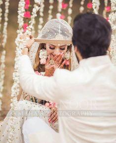 Bridal Poses, Bridal Photoshoot, Wedding Poses, Wedding Couples, Desi Wedding, Wedding Hijab, Wedding Ideas, Wedding Shoot, Wedding Ring