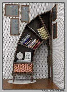 http://www.tasarimso.com/ kitaplık kitaplik book  #tuhaf#garip#elbise#fashion#moda#Fashiondesign #tasarim#design#tasarım#ilginç#ilginc#kitaplik#kitap#amazing#cool#planning#projection#representation#enteresan#foto#resim#takı#taki#jewelry#ring