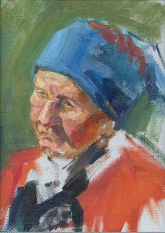 Portraits - Sergey Gusev Artist