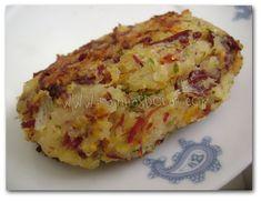 bolinho de arroz | Receitas da Allana