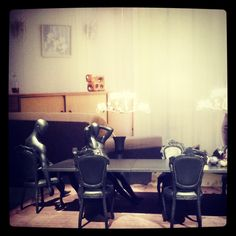 Moooi presentation at Milan Design Week 2013 #erwinolaf #interior #mdw13 #isaloni13