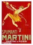 Martini & Rossi - Spumanti Martini Láminas