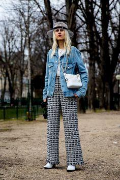 Best Fashion Week Street Style Fall 2018 - Fashionista