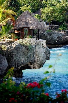 The Caves Resort in Negril, Jamaica