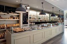 Bakery display case TREVI frigomeccanica