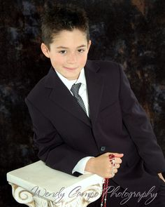 First Holy Communion  Wendy Campo Photography